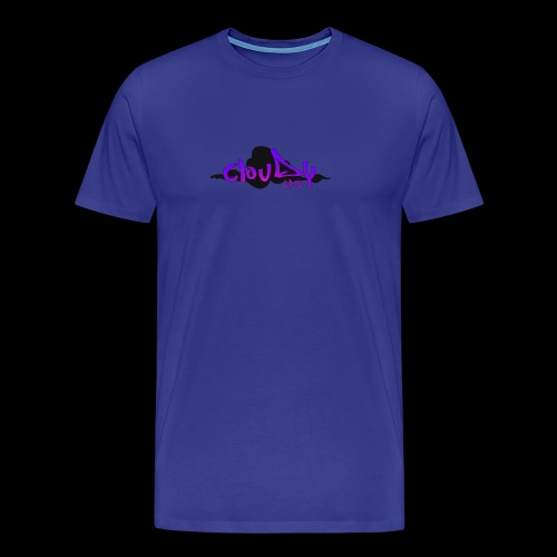 cloudy fpv logo STANDARD - Men's Premium T-Shirt