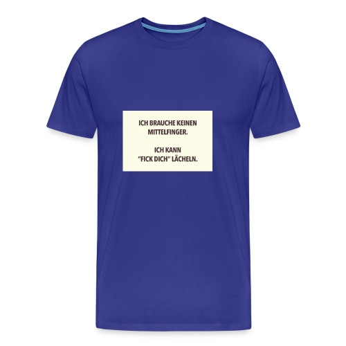 Z - Männer Premium T-Shirt
