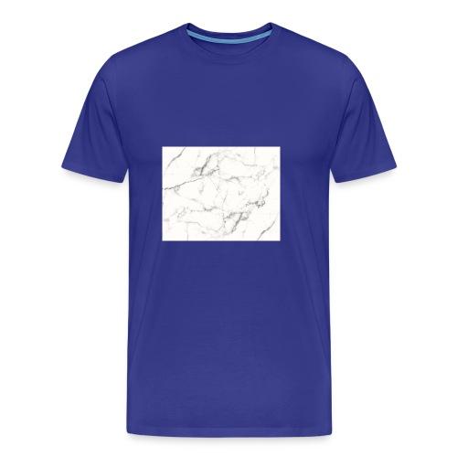 elkarma marmor hoodie - Herre premium T-shirt