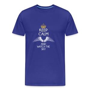 Keep Calm - Koszulka męska Premium