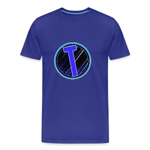 Truxer Old Logo Transparent - Men's Premium T-Shirt