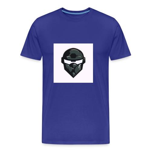 Mainlogo - Herre premium T-shirt