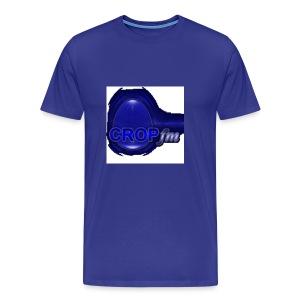 Cropfm - Männer Premium T-Shirt