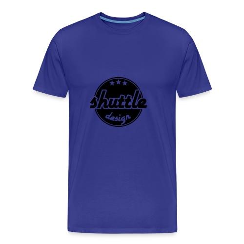 Shuttle Classic - Männer Premium T-Shirt