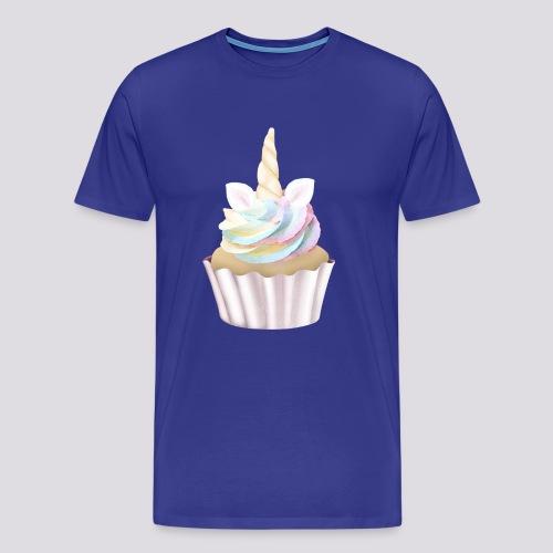 Unicorn Cupcake - Men's Premium T-Shirt