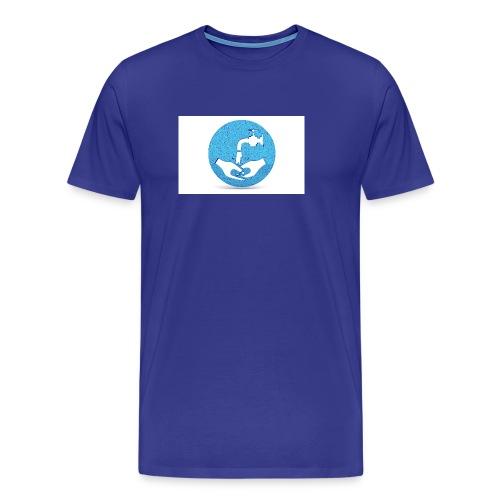 Handwäsche - Männer Premium T-Shirt