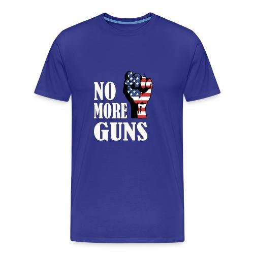 No more guns - Männer Premium T-Shirt