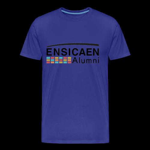 Collection Homme Ensicaen Alumni - T-shirt Premium Homme