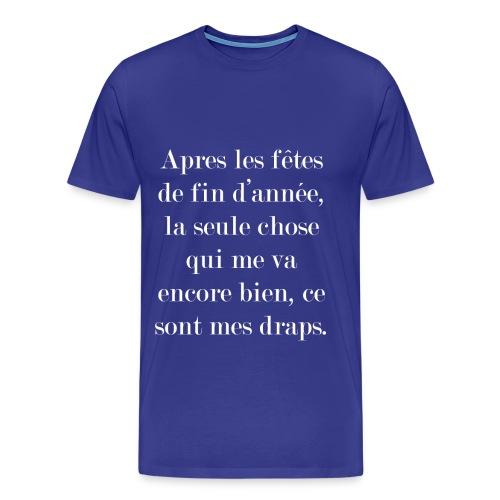 fêtes de fin d'année - T-shirt Premium Homme