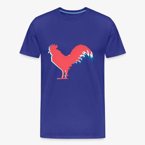 FOOT - Le Coq Français - T-shirt Premium Homme
