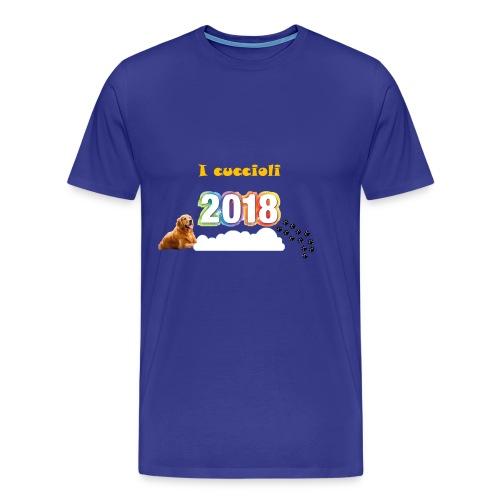 Magliette ufficiali 2018 dei cuccioli - Maglietta Premium da uomo
