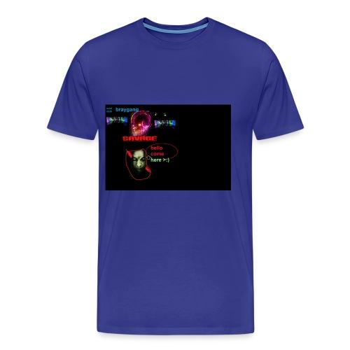 cool club second merch - Men's Premium T-Shirt