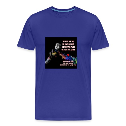 12802971_538131549697932_2488736382227601379_n - Premium T-skjorte for menn