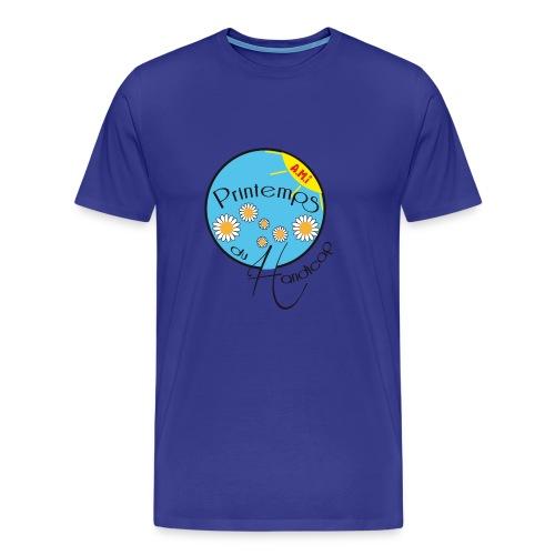 LE PRINTEMPS HANDICAP EN SAVOIE - T-shirt Premium Homme
