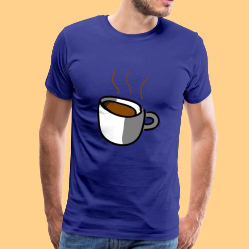 Coffee - T-shirt Premium Homme