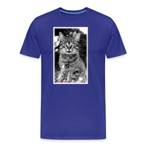 Tiger-Tom - Männer Premium T-Shirt