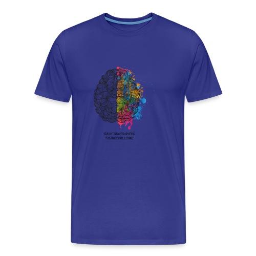 brains - Men's Premium T-Shirt