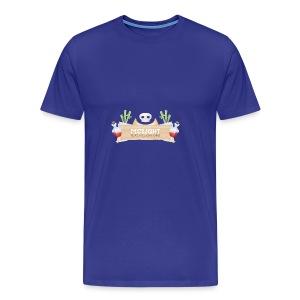 McLight - Premium T-skjorte for menn