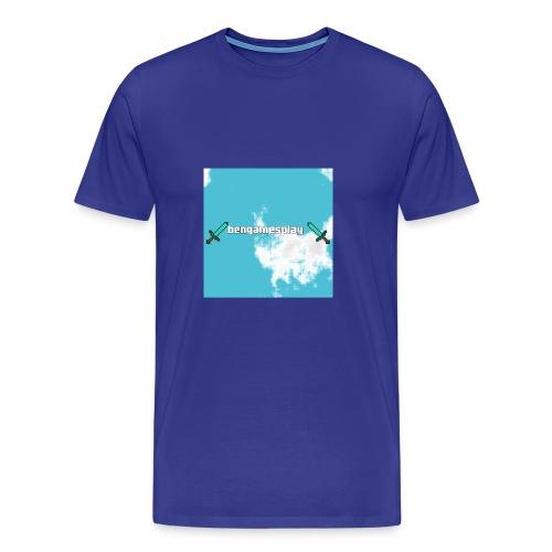 pull - Mannen Premium T-shirt