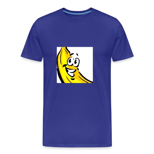 Bananenmannetjesshirt - Mannen Premium T-shirt