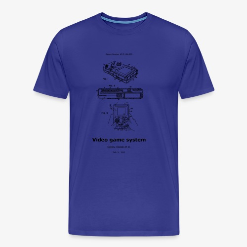 Video game system - Männer Premium T-Shirt