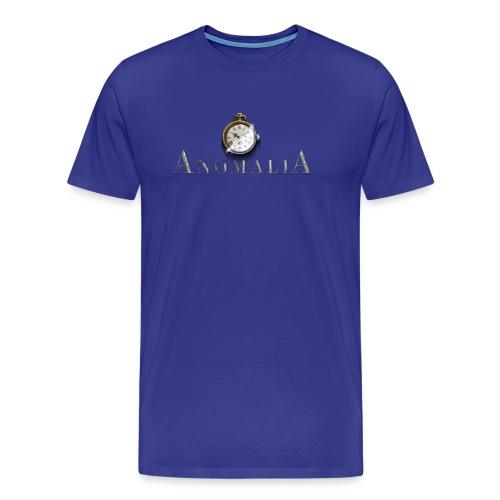 Anomalia Logo - Männer Premium T-Shirt