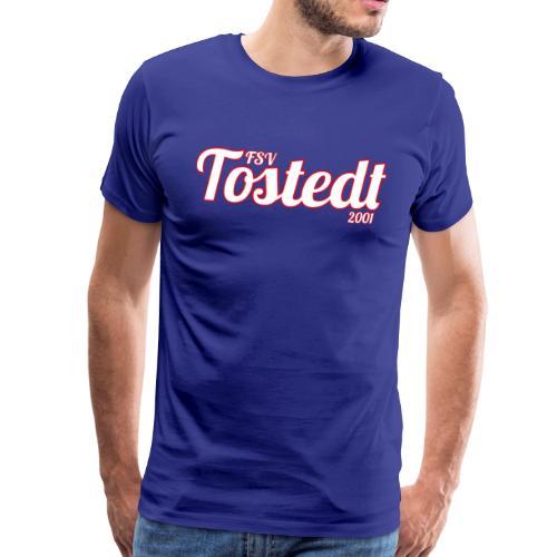 Vintage Schriftzug - Männer Premium T-Shirt