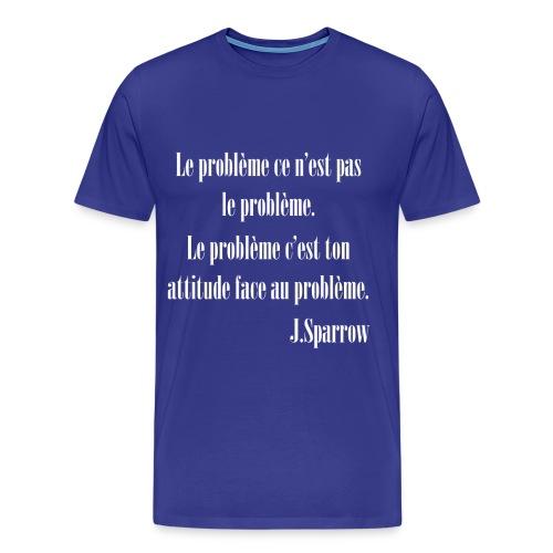 Jack Sparrow - T-shirt Premium Homme