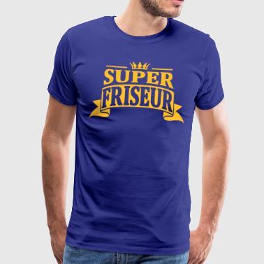 super friseur - Männer Premium T-Shirt