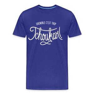 grenoble tchoukar - T-shirt Premium Homme