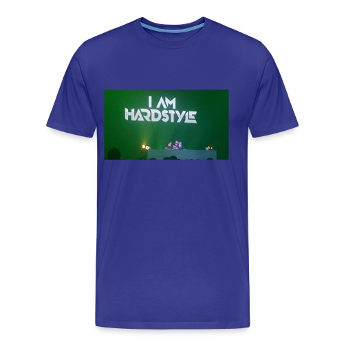 I Am Hardstyle - Männer Premium T-Shirt