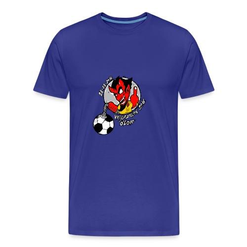 ontwerp_vrijgezellen3 - Mannen Premium T-shirt
