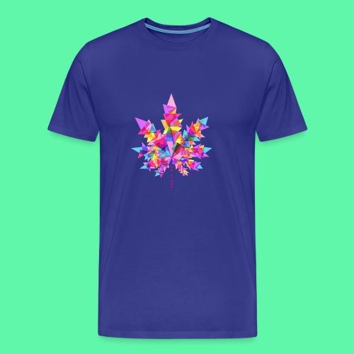 Mary Jane pink - Herre premium T-shirt