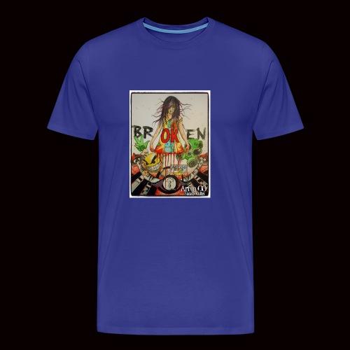 BrOKen - T-shirt Premium Homme