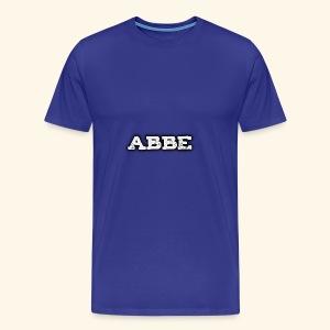 AbbeMerch - Premium-T-shirt herr