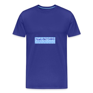 Team Mattharz T-shirt - Men's Premium T-Shirt