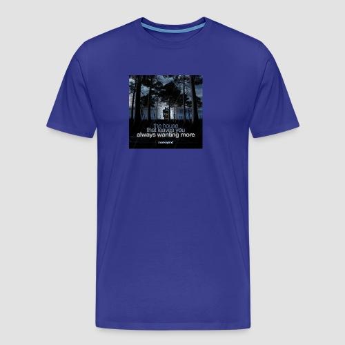The House - Men's Premium T-Shirt