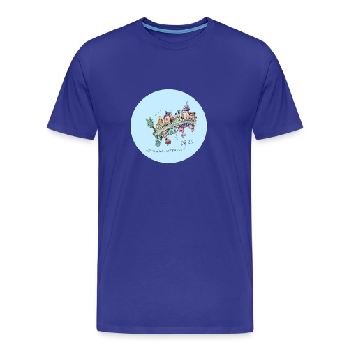 Herkenning verbazing - Mannen Premium T-shirt
