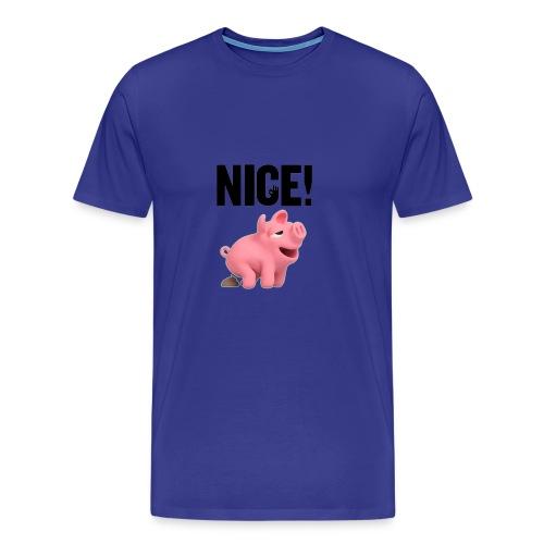 Crew T-Shirt - Männer Premium T-Shirt