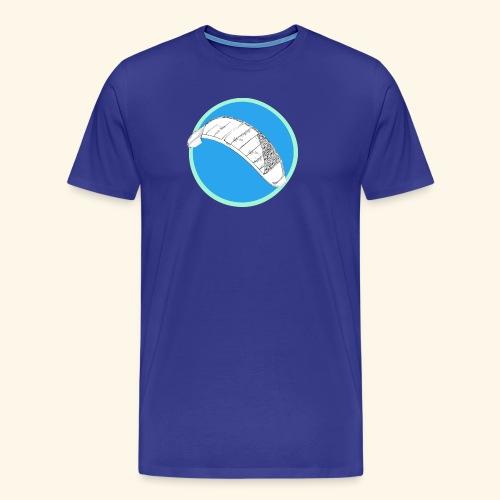 Kite Logo ohne Schrift - Männer Premium T-Shirt