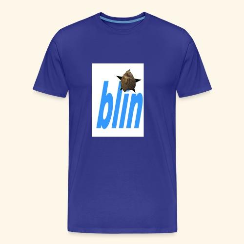 blinfont - Men's Premium T-Shirt