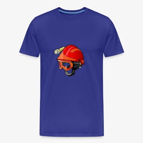 Casque F2 - T-shirt Premium Homme