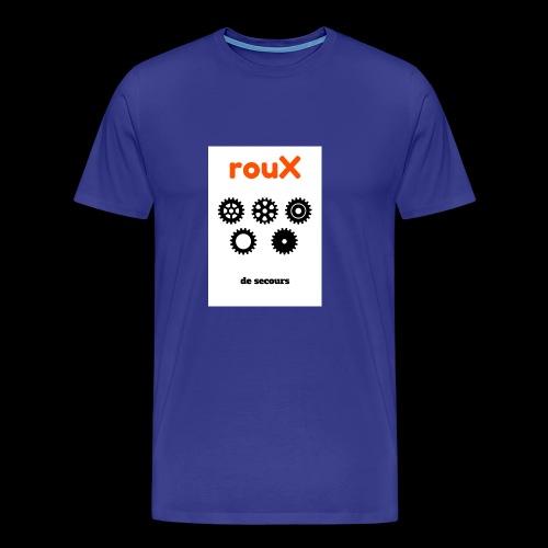 Roux 1 - T-shirt Premium Homme