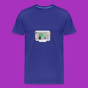 Ordinateur sous influence de Planète GEEK - T-shirt Premium Homme