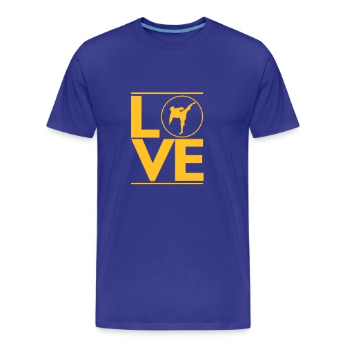 Love karate - T-shirt Premium Homme