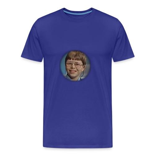 PJ Happy Cap - Premium-T-shirt herr