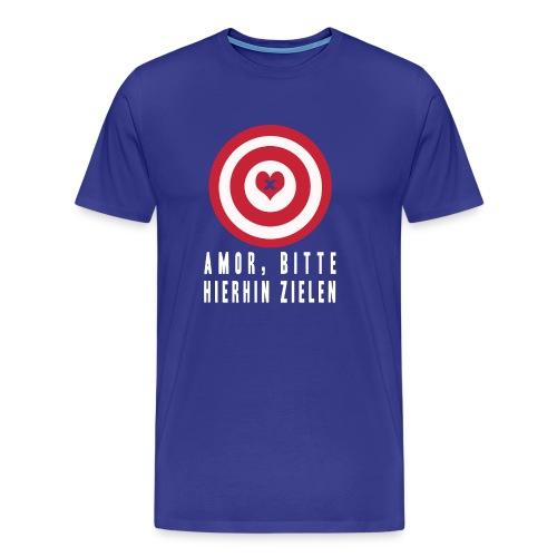AMORS PFEIL 1 - Männer Premium T-Shirt