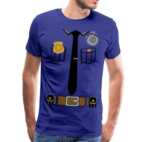 Police Patrol - Men's Premium T-Shirt