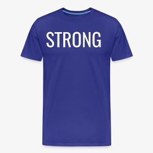 STRONG - Mannen Premium T-shirt