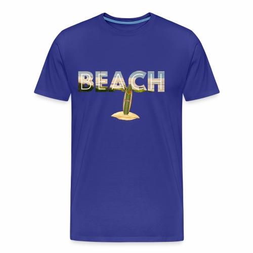 BEACH 1 - Männer Premium T-Shirt